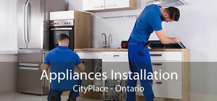 Appliances Installation CityPlace - Ontario