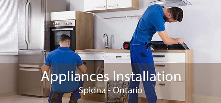 Appliances Installation Spidna - Ontario