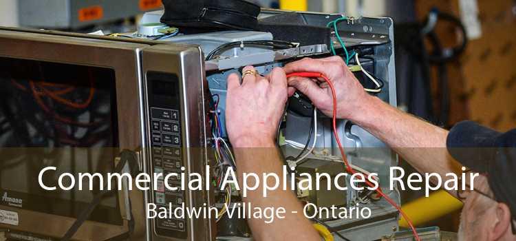 Commercial Appliances Repair Baldwin Village - Ontario