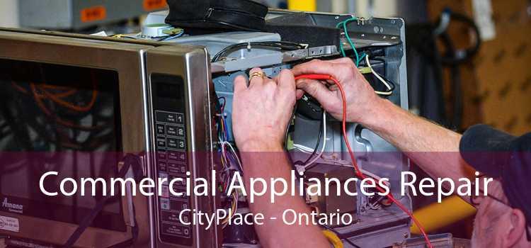 Commercial Appliances Repair CityPlace - Ontario