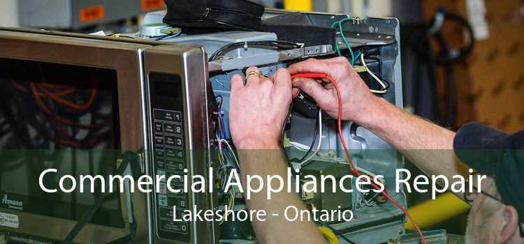 Commercial Appliances Repair Lakeshore - Ontario