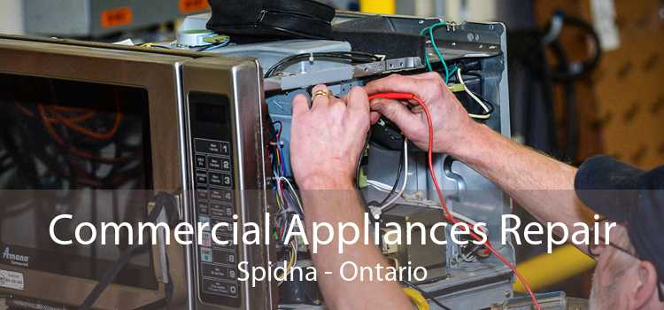 Commercial Appliances Repair Spidna - Ontario