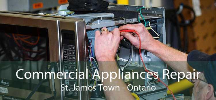 Commercial Appliances Repair St. James Town - Ontario