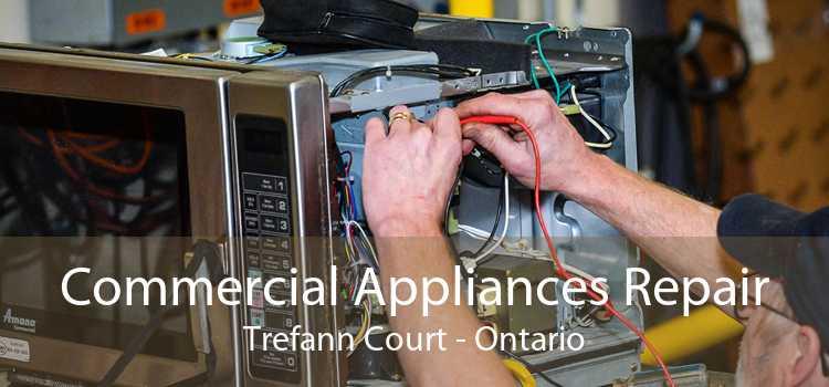Commercial Appliances Repair Trefann Court - Ontario