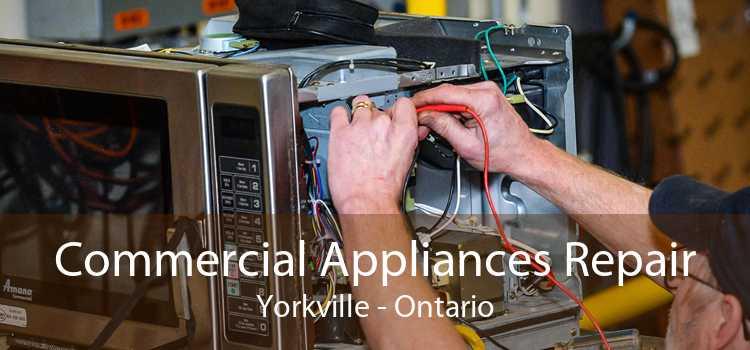 Commercial Appliances Repair Yorkville - Ontario