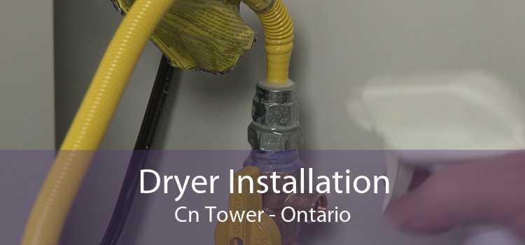 Dryer Installation Cn Tower - Ontario
