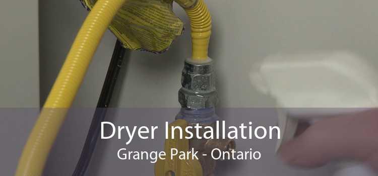 Dryer Installation Grange Park - Ontario