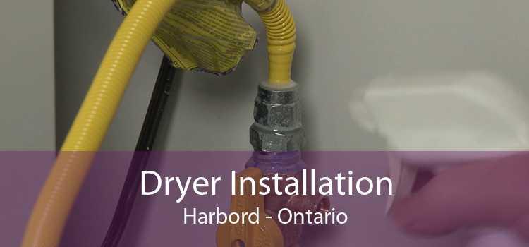 Dryer Installation Harbord - Ontario