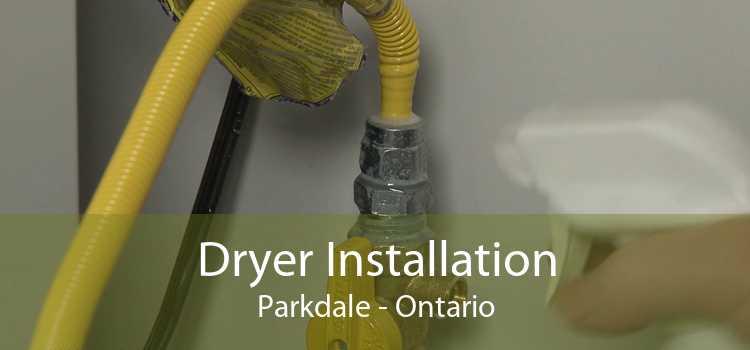 Dryer Installation Parkdale - Ontario