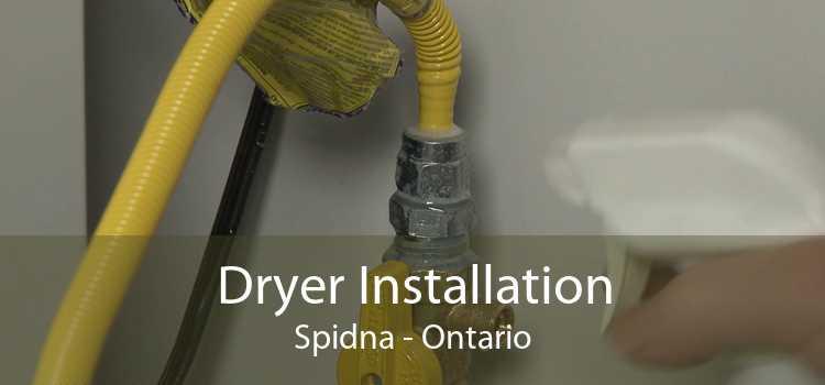 Dryer Installation Spidna - Ontario