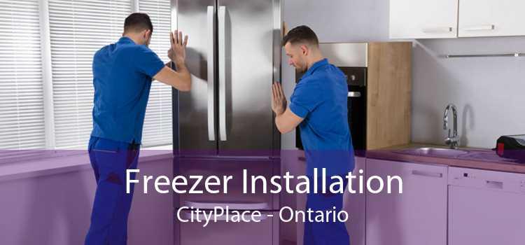 Freezer Installation CityPlace - Ontario