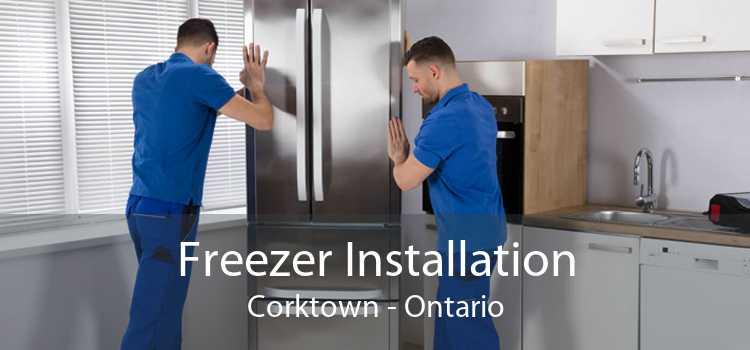 Freezer Installation Corktown - Ontario