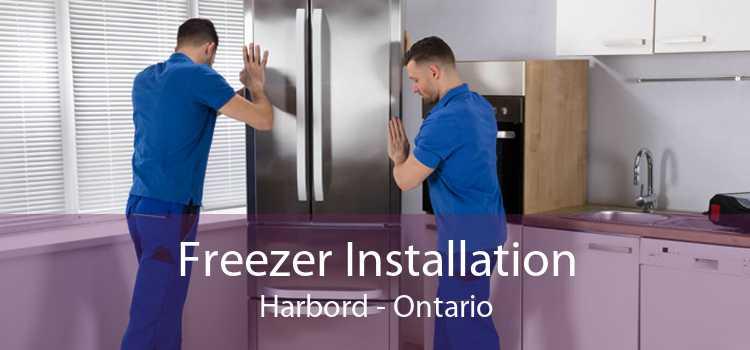 Freezer Installation Harbord - Ontario