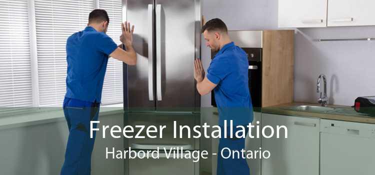 Freezer Installation Harbord Village - Ontario