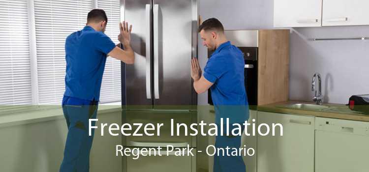 Freezer Installation Regent Park - Ontario