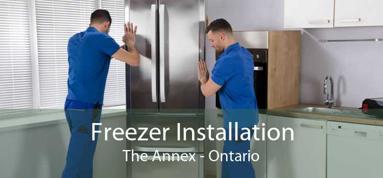 Freezer Installation The Annex - Ontario