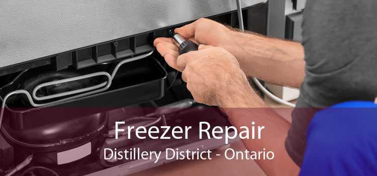 Freezer Repair Distillery District - Ontario