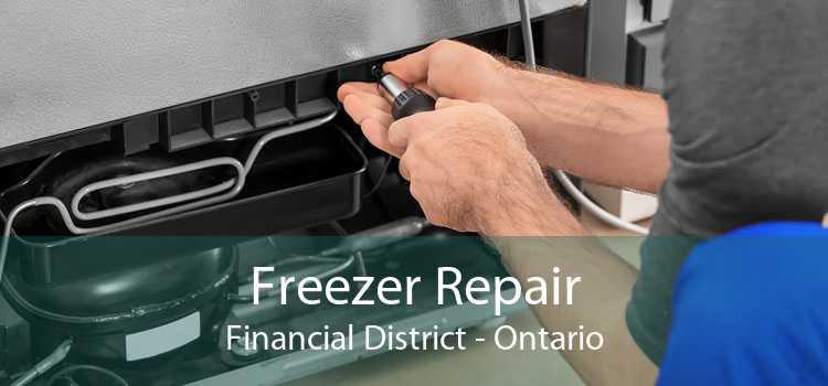 Freezer Repair Financial District - Ontario