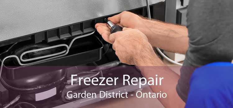 Freezer Repair Garden District - Ontario