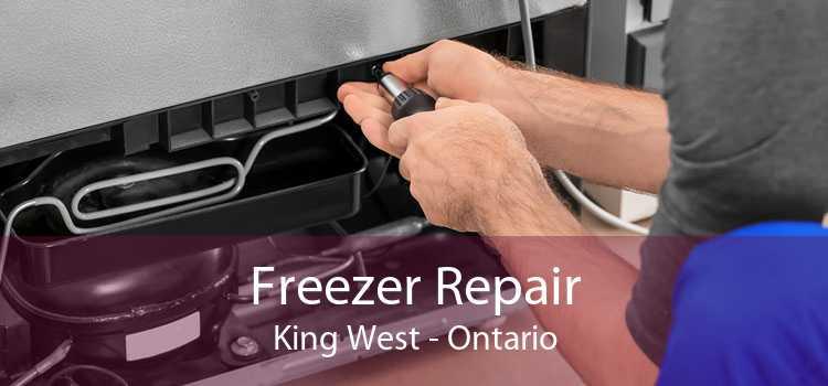 Freezer Repair King West - Ontario