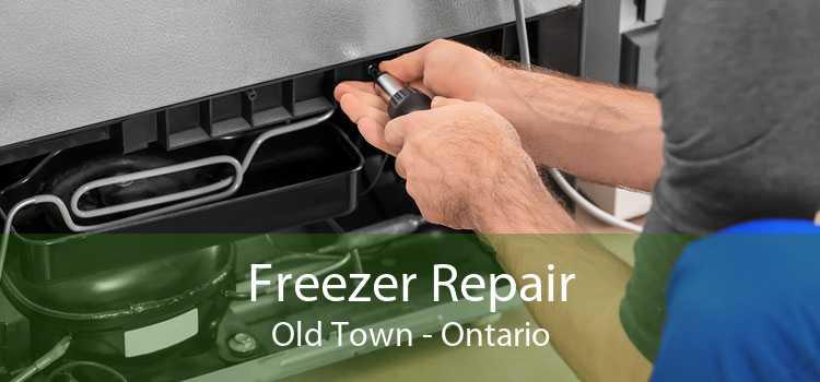 Freezer Repair Old Town - Ontario