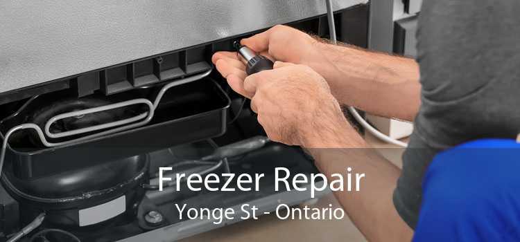 Freezer Repair Yonge St - Ontario