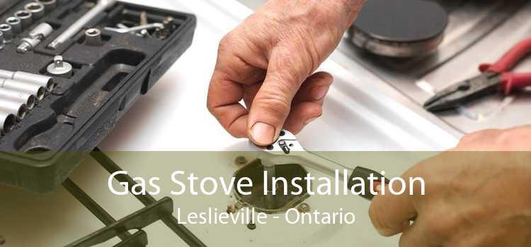 Gas Stove Installation Leslieville - Ontario