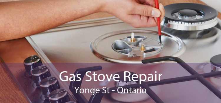 Gas Stove Repair Yonge St - Ontario