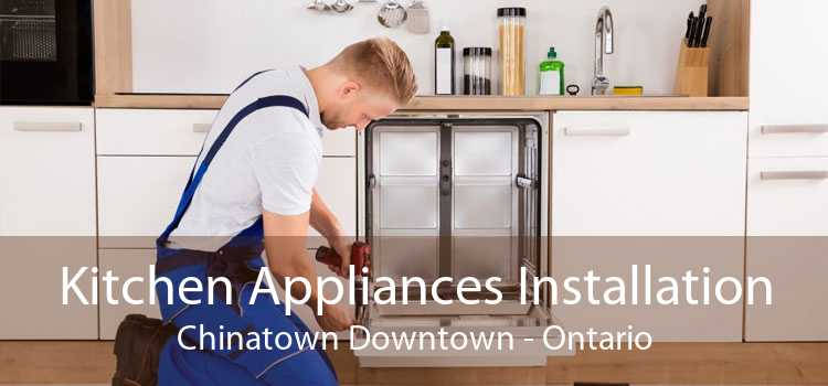 Kitchen Appliances Installation Chinatown Downtown - Ontario