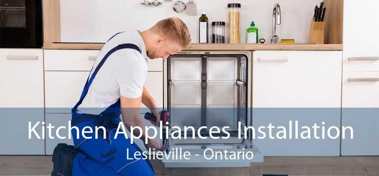 Kitchen Appliances Installation Leslieville - Ontario