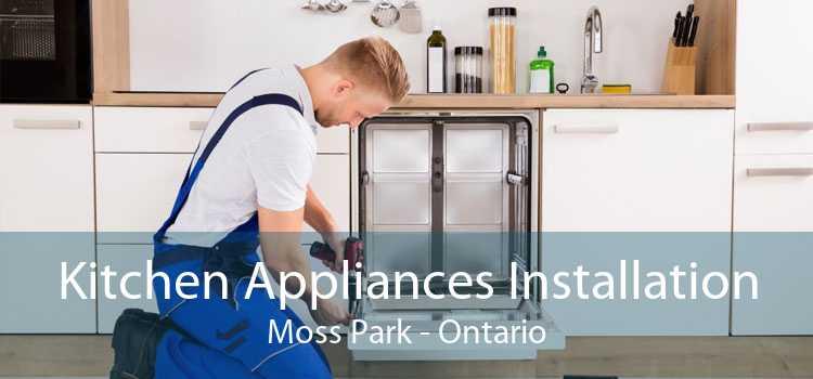 Kitchen Appliances Installation Moss Park - Ontario