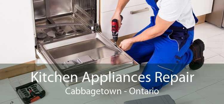 Kitchen Appliances Repair Cabbagetown - Ontario
