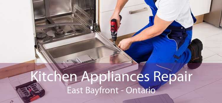 Kitchen Appliances Repair East Bayfront - Ontario