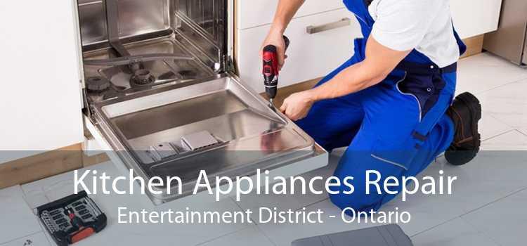 Kitchen Appliances Repair Entertainment District - Ontario