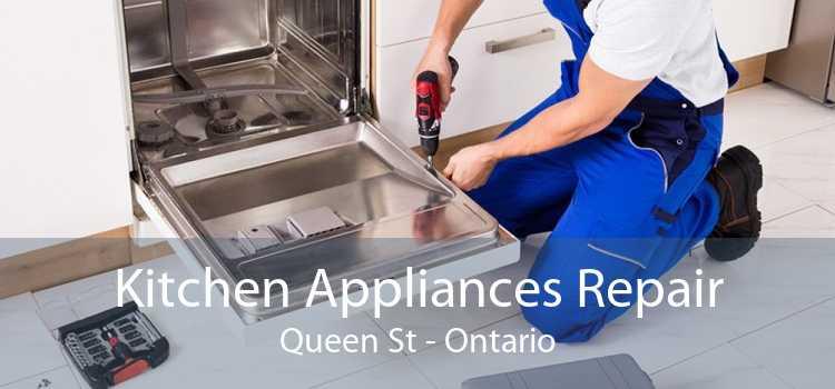Kitchen Appliances Repair Queen St - Ontario