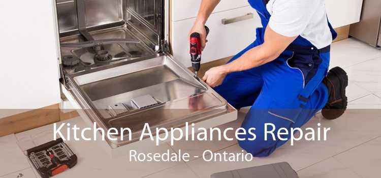 Kitchen Appliances Repair Rosedale - Ontario