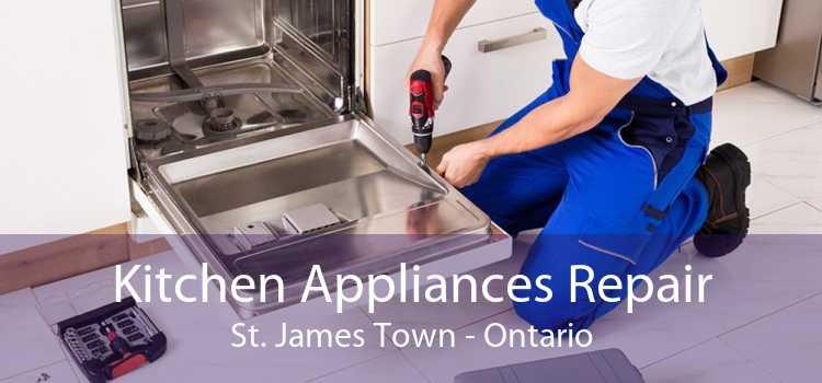 Kitchen Appliances Repair St. James Town - Ontario