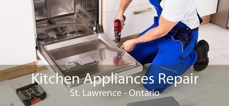 Kitchen Appliances Repair St. Lawrence - Ontario
