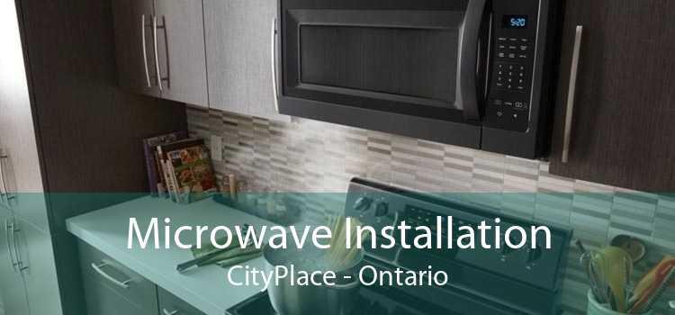 Microwave Installation CityPlace - Ontario