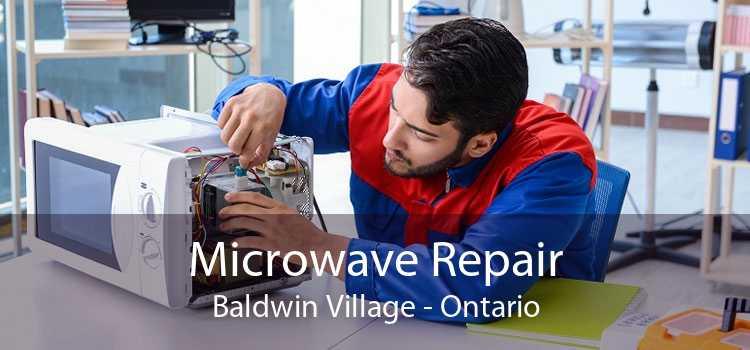 Microwave Repair Baldwin Village - Ontario
