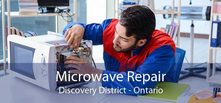 Microwave Repair Discovery District - Ontario