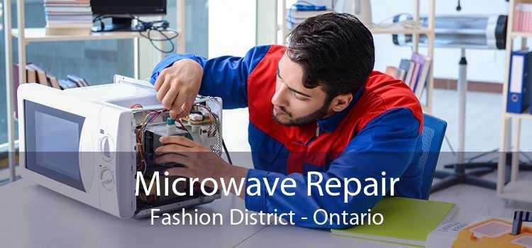 Microwave Repair Fashion District - Ontario