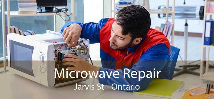 Microwave Repair Jarvis St - Ontario