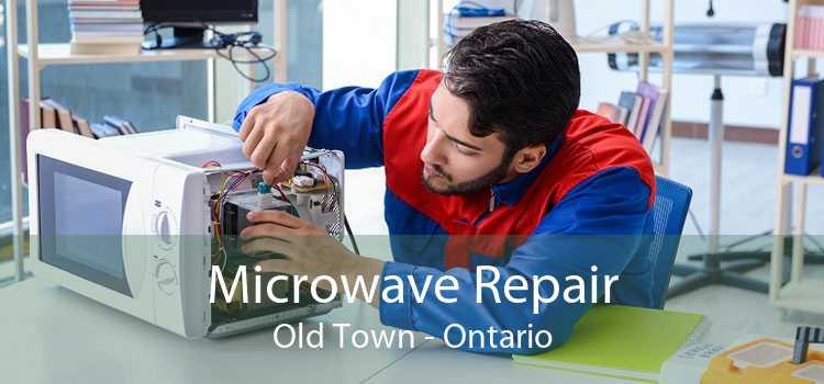 Microwave Repair Old Town - Ontario