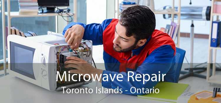 Microwave Repair Toronto Islands - Ontario