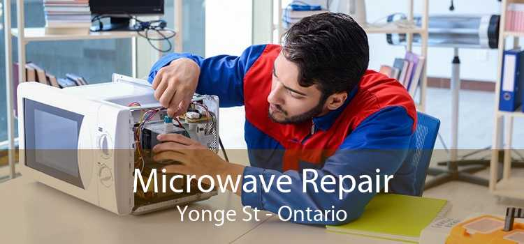 Microwave Repair Yonge St - Ontario
