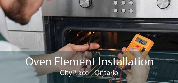 Oven Element Installation CityPlace - Ontario