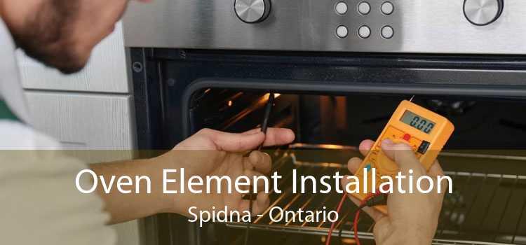 Oven Element Installation Spidna - Ontario