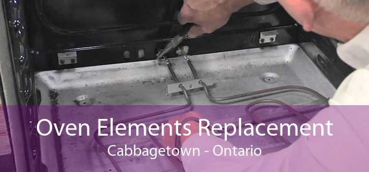Oven Elements Replacement Cabbagetown - Ontario