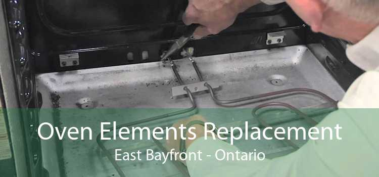 Oven Elements Replacement East Bayfront - Ontario